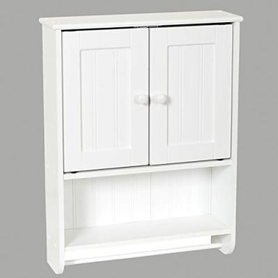 Zenna Home Cottage, Wall Cabinet, White