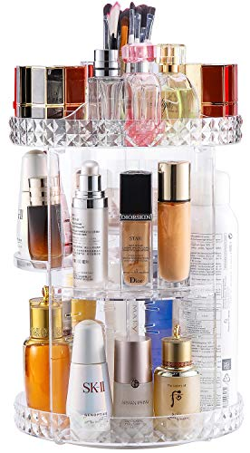 Cosmetic Storage and Vanity Perfume Organizer