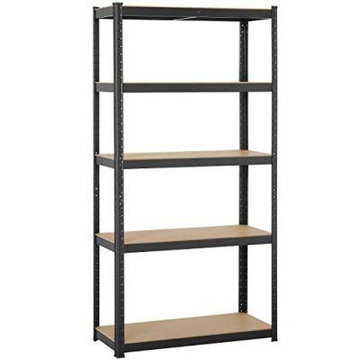 YAHEETECH 5 Shelf,Unit Garage Shelving