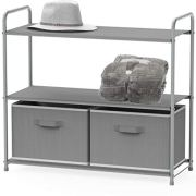 Simple Houseware 3-Tier Closet Storage