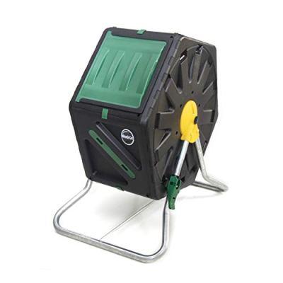 Miracle-Gro 70 Liter 18.5 Gallon Bin Spinning