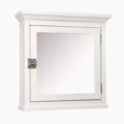 Elegant Home Fashions Madison Collection Mirrored Medicine Cabinet