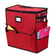 Holiday Storage Organizer for Gift Bag and Wrapping
