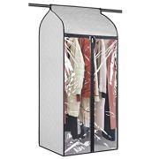 Univivi Hanging Garment Bags 54 inch Organizer Storage