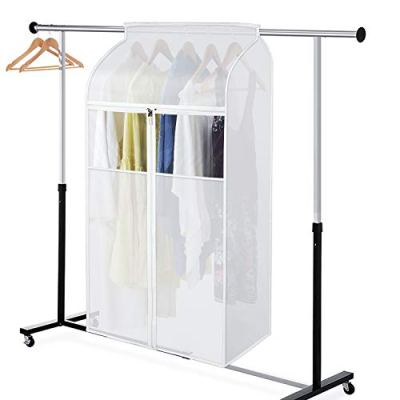 Zilink Hanging Garment Bags for Storage 43 inch