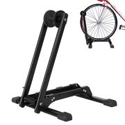 Foldable Bicycle Storage Stand, Bike Floor Parking Rack