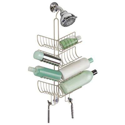 iDesign Verona Metal Hanging Bathroom Shower Caddy