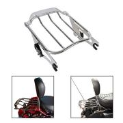 DSISIMO Chrome Motorcycles Two UP Air Wing Luggage