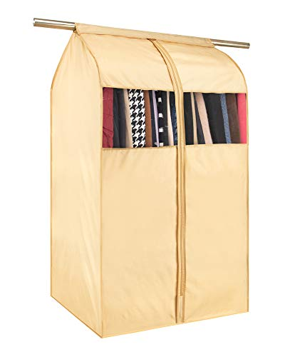 Tsing Garment Cover Oxford Fabric Hanging Clothes