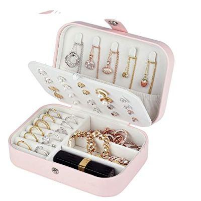 Jewelry Box, Travel Jewelry Organizer Cases