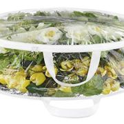 Whitmor Clear Everyday Bag Stores Two 30-Inch Wreaths