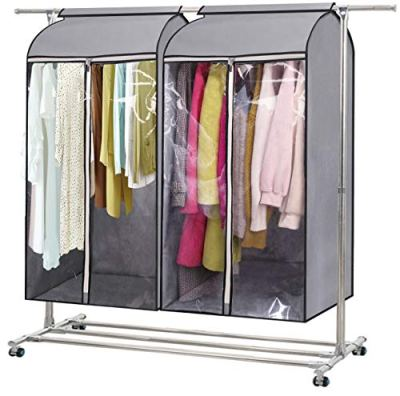 """MISSLO 43"""" Hanging Garment Bags for Storage"""