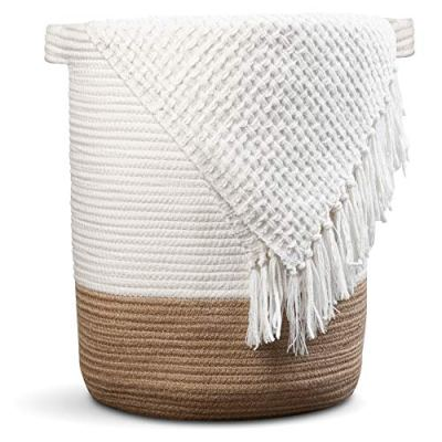 Extra Large Woven Storage Baskets
