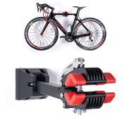 Bike Clamp Wall Mount Rack for Garage Repair Stand