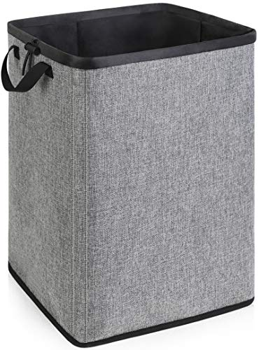 70L Dirty Clothes Hamper with Removable Liner