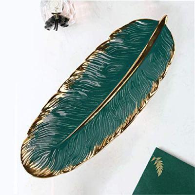 E-Senior Jewelry Tray Marble Ceramic Jewelry