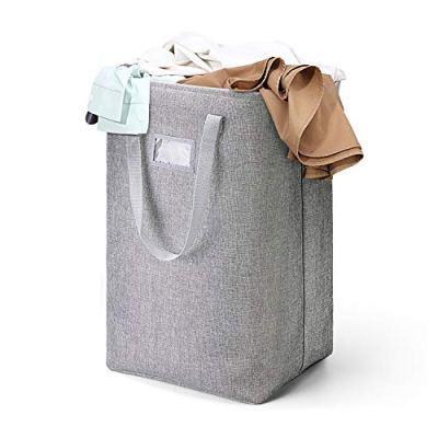 Laundry Hamper Detachable Brackets Well-Holding Foldable