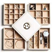 Earring Organizer Tray - Jewelry Accessary Storage Box