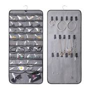 Kimbora Hanging Jewelry Organizer 38 Pockets