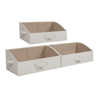 KEEGH Storage Baskets for Closet Collapsible Storage