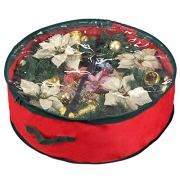 Primode Xmas Wreath Storage Bag 24""