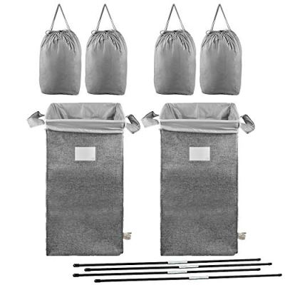 MCleanPin Laundry Hamper Collapsible