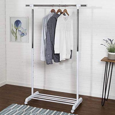 Honey-Can-Do Adjustable Expandable Garment Rack