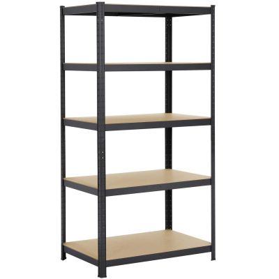 Yaheetech Industrial Storage Shelves 5-Tier