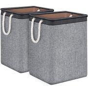 Foldable Clothes Baskets Portable Clothes Hampe