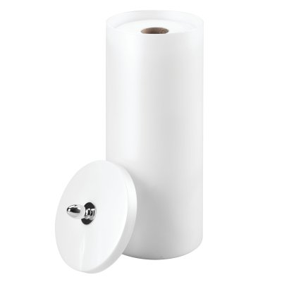Plastic Free-Standing Toilet Paper Holder