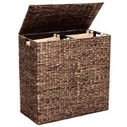 Best Choice Products Rustic Extra Large Natural Woven Water Hyacinth