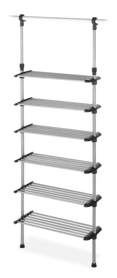 Whitmor 6 Shelf Closet System - Adjustable Closet
