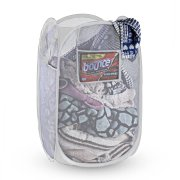 NYHI Mesh Pop-Up Foldable Laundry Hamper