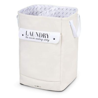 YelloBae Laundry Hamper Sturdy Clothes Basket