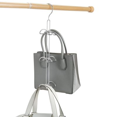 iDesign Axis Metal Hook Hanger, No Snag Closet Organization