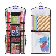 ProPik Hanging Double Sided Wrapping Paper Storage