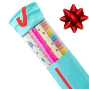 clutter armour Wrapping Paper Storage – Gift Wrap Organizer