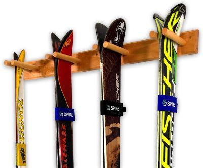 Ski Wall Rack Garage Mount System