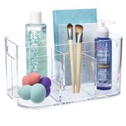 Bliss 5-Compartment Plastic Organizer