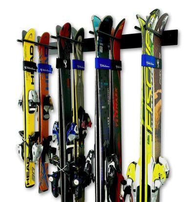 Ski Wall Storage Rack Garage Skis Mount