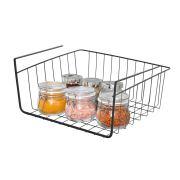Undershelf Storage Basket Rust Resistant