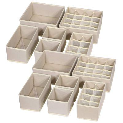 Foldable Drawer Dresser Organizer Cube