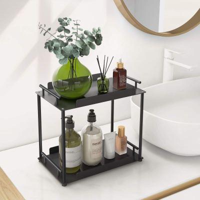 Countertop Storage Shelf Cosmetic Organizer