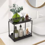 Countertop Storage Shelf Cosmetic Organizer