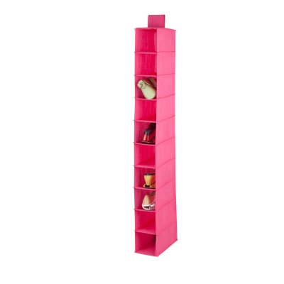Hanging Shoe and Accessory Organizer