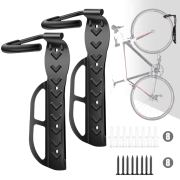 Walmann Bike Hooks Storage System Heavy-duty