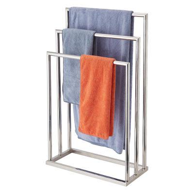 Metal Kitchen Towel Rack Stand