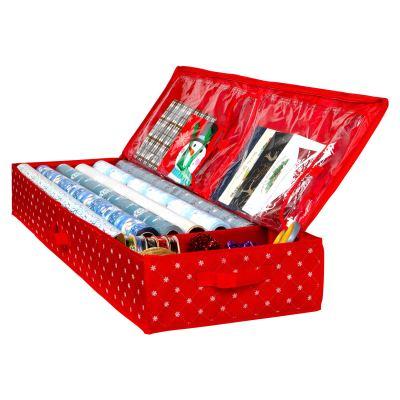 Christmas Storage Organizer - Wrapping Paper Storage