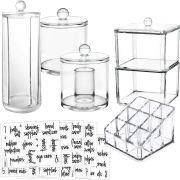 Organizer Premium Quality Acrylic Plastic Containers