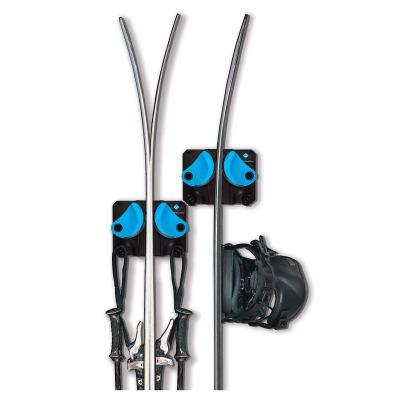 Snowboard Wall Storage Rack Fits any Ski or Snowboard